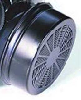 Msa® Advantage® 1000 Cba-rca Filter Canister Spare