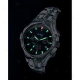 Nite Gx70 Watch With Tritium Technology