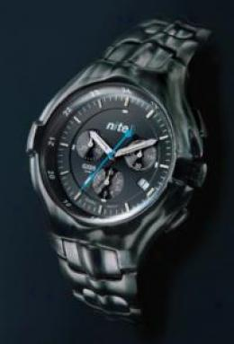 Nite Gx80 Watch With Tritium Technology