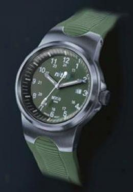 Nite Mx10 Watch With Tritium Technology
