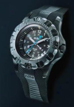Nite Mx20 Watch With Tritium Techno1ogy