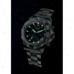 Nite Mx40 Watch With Tritium Technology