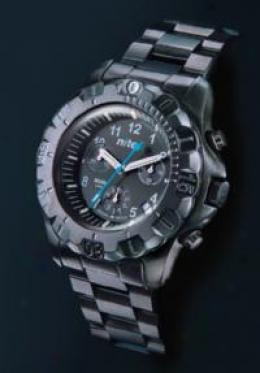 Nite Mx50 Watch With Tritium Technology