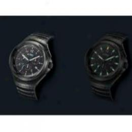 Nite Tx50 Watch With Tritium Technology