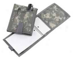 Notesaf™ 4x6 Tactical Tablet Holder With Wall-~ Tabley