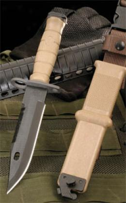 Ontario® Okc M10™ Bayonet With Sheath