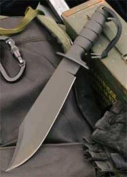 Ontario® Spec Plus® Sp10 Marine Raider Bowie Knife