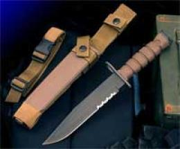 Ontario® U.s. Marine Corps Okc3s Bayonet **genuine Issue!**