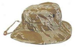 Original Vietnam Tiger Stripe™ Camo Ripstop Cotton Boonie Hat
