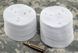 Otis® All Caliber Cleaning Patchss