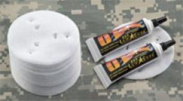 Otis® Reload Patches And Solvent Kid