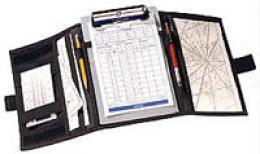 Pilots Tri-fold Large Kneeboard
