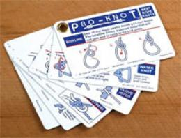 Pro Knot® Outdoor Knot Tying Cards