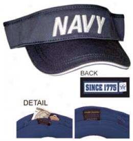 Pro-locket® Navy Visor
