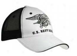 Pro-pocket®_U.s. Navy Seal Mesh Cap
