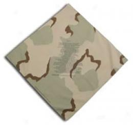 Psalm 91 Camo Bandannas: The Protection Prayer For Soldiers