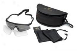 Revision® Sawfly® Military Approved Ballistic Eyewear System