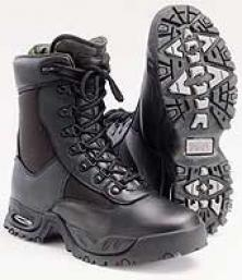 Ridge® Air-tac™ Side Zip Steel Toe Boots
