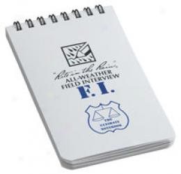 Rite In The Rain® All Weather Field Conference Notebook 104