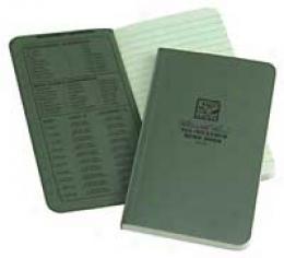 Rite In The Rain® All Weathet Taac Memo 3.5'' X 6'' Book