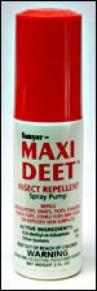 Sawyer Maxi-deet™ Cross-examine Spray Insect Repellent 2 Fl. Oz.