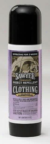 Sawyer Permethrin® Arthropod Repellent 6-oz. Pump