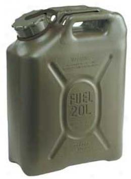Sceptwr Military Fuel Can Mfc 3-20l 5 Gallon / 20 Liter Can - Field Drab **ra**