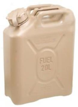 Scepter Military Fuel Can Mfc 3-20l 5G allon / 20 Liter Can - Sand **ra**