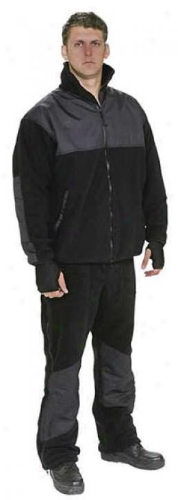 Spear Layer 3 Option: Fleece Waist Pants