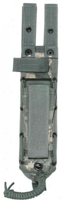 Spec.-ops.® Combat Master™ Fixed Buck Knife Sheath