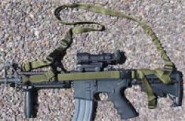 Spec.-opss.® Mamba Geronimo Fighting Sling™ Collapsible Stock -m4 Carbine