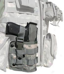 Spec.-ops.® ''m.p.h.'' Multi-position Holster