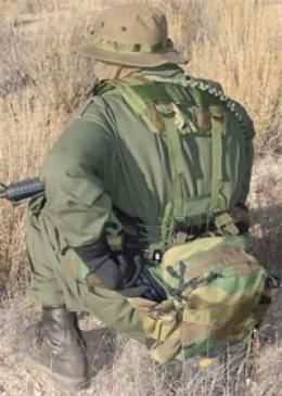 Spec.-ops.® S. O. B.? Soldier's Optimized Buttpack
