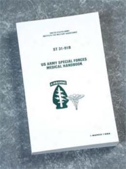 Special Forces Medicaal Handbook