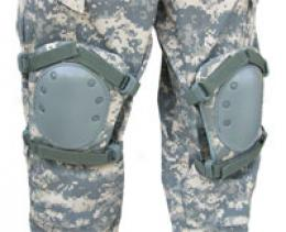 Special Operations Heavy Duty Clip-on Knee Pads