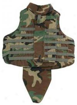 Specialty Defense Systems® Otv Tactical Vest With Ballistic Pqckage