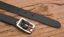 Spur Leather Straps - Pair