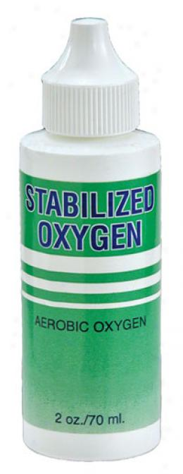 Stabilized Oxygen - Safe Water Treatment Disinfectant