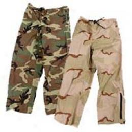 Stashable™ Reversible Gore-tex® Fabric Trousers Woods To Desert 3 Camo