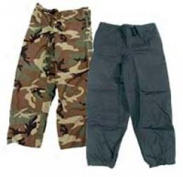 Stashable™ Reversible Gore-tex® Fabric Trousers Woodlqnd To Black