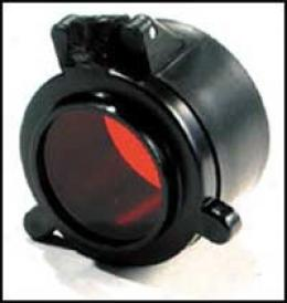 Surefire® Tip-off F26 Beamfilter - Red:  G2, 6p, Z2, 6p, 6z