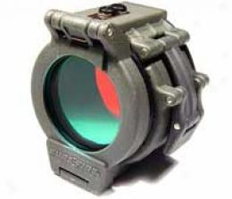 Surefire® Tip-off Fm65B eamfilter - Red: 8nx, 8ax