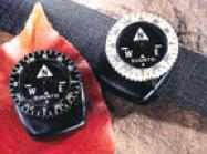 Suunto® Clipper Clip-on Compass, Luminous Wihtr Bezel