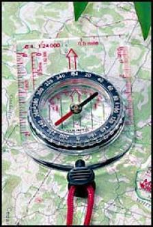 Suunto® Partner Ii A-10 Compass