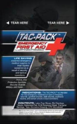 Tac-pack™ Medical Packs