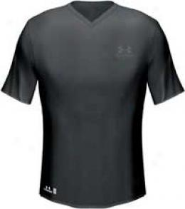 Under Armour® Loosegear® Tactical Short Sleeve V-neck Tee