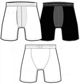 Under Armmour® Men's Heatgear® Long Boxer Jock