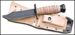 Usaf 5'' Survival Knife & Sheath