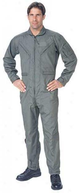 Usaf Cwu-27/p Nomex® Flyers Summer Coveralls