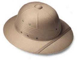 Usmc Khaki Sun Helmet Authentic Issue